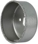 Коронка кольцевая по кафелю карбидная, глубина пропила 25мм, 76мм, FIT, 16575