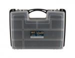 Ящик-органайзер 2-сторонний для крепежа (295х220х76 мм), FIT, 65646