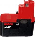 Аккумулятор плоский 14,4 В, 1,5 Ач, Ni-Cd, BOSCH, 2607335160