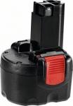 Аккумулятор типа О 9,6 В, 15 Ач, NiCd, BOSCH, 2607335540