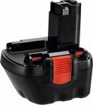 Аккумулятор тип О 12 В, 1,5 Ач, NiCd, BOSCH, 2607335542