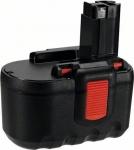 Аккумулятор 24 В, 2,6 Ач, Ni-MH, BOSCH, 2607335562