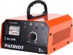 Зарядное устройство 12 В,18 А, BCI-20M, PATRIOT, 650303420