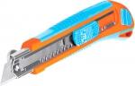 Нож обойный 18 мм, 3 лезвия, ЦЕНТРОИНСТРУМЕНТ, 0212-3