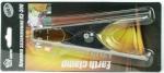 Клемма заземления, раствор губок 45мм, 300А, КЗ-300 (Сварис), FOXWELD