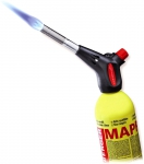 Газовая горелка POWER FIRE COMPACT EU + RoMappgas, SUPER-EGO, 254809000