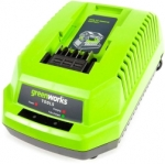 Зарядное устройство G40C, 40В, GREENWORKS, 29417