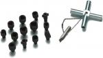 Набор Multi-Key-Set, крестообразный мультиключ со вставками, CIMCO, 112798